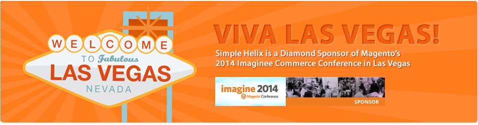 Magento Imagine eCommerce Sponsor 2014