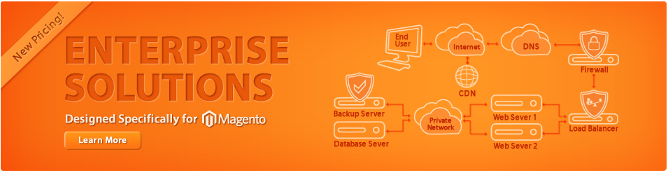 Magento Enterprise Dedicated Hosting