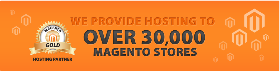 Magento Hosting Gold Partner